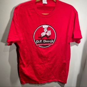 University's of Delaware pizza shirt large
